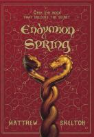 cover of Endymion Spring