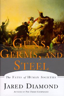 cover photo: Guns Germs and Steel
