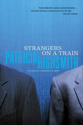 Details about Strangers on a train.