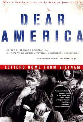 Details about Dear America : letters home from Vietnam