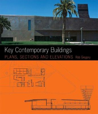 Book cover of Key Contemporary Buildings