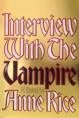 Cover image for Interview with the vampire 