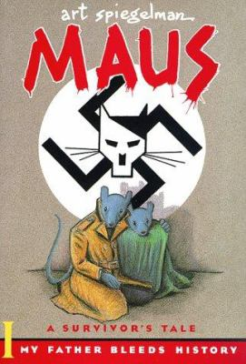 cover photo: Maus I: A Survivor's Tale: My Father Bleeds History