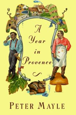 cover photo: A Year in Provence