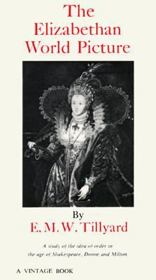 Cover image for The Elizabethan world picture