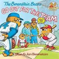 The+berenstain+bears+go+out+for+the+team by Berenstain, Stan © 1986 (Added: 5/16/16)