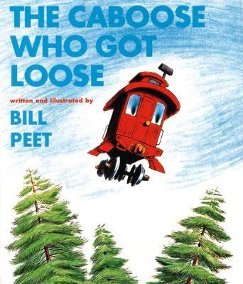 Cover image for The caboose who got loose 