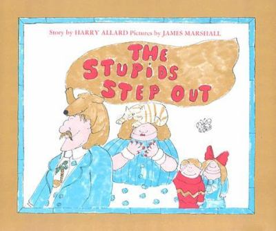 The Stupids (Series) Cover