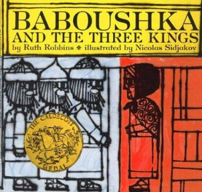 Baboushka and the Three Kings cover