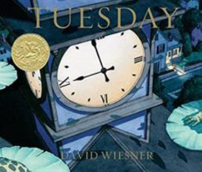 Book Cover: Tuesday