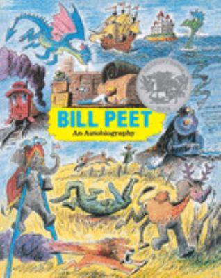 Cover image for Bill Peet : an autobiography 