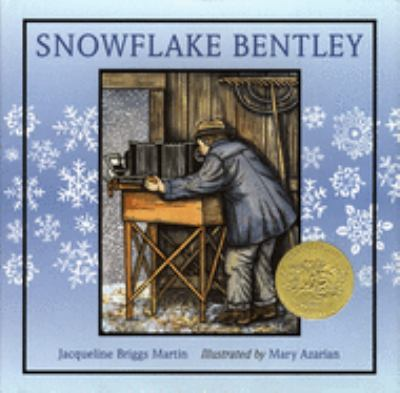 Snowflake Bentley cover