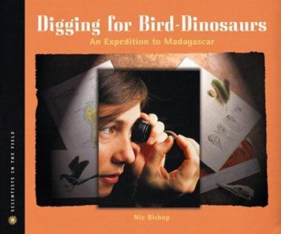 Cover image for Digging for bird-dinosaurs
