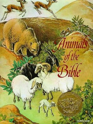Animals of the Bible cover