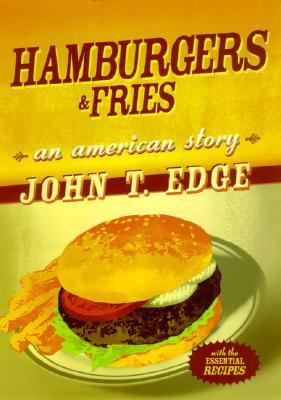 Cover image for Hamburgers & fries