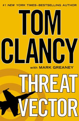 Cover image for Threat vector 