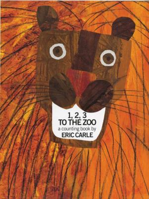 Cover image for 1, 2, 3 to the zoo