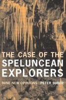 The case of the speluncean explorers