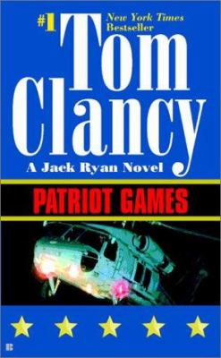 Cover image for Patriot games