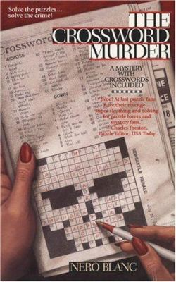 Details about The crossword murder