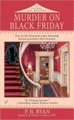 Cover image for Murder on Black Friday 