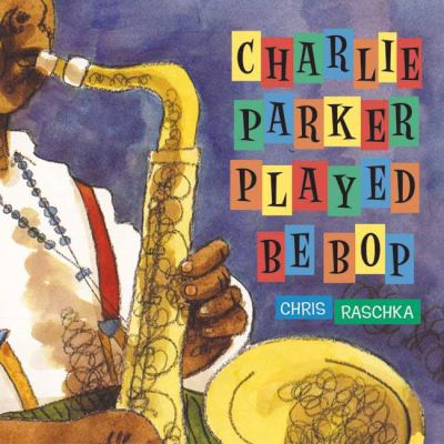 Cover image for Charlie Parker played be bop