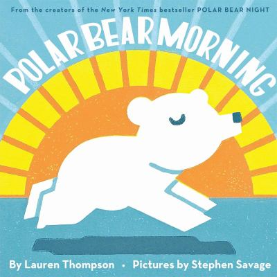 Cover image for Polar bear morning 