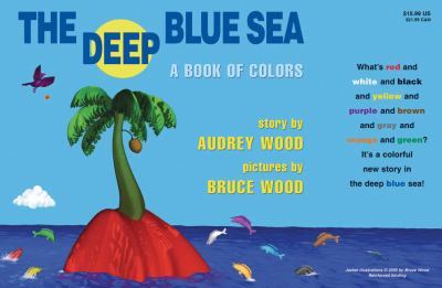 Cover image for The deep blue sea