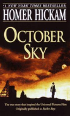 Details about October sky : a memoir