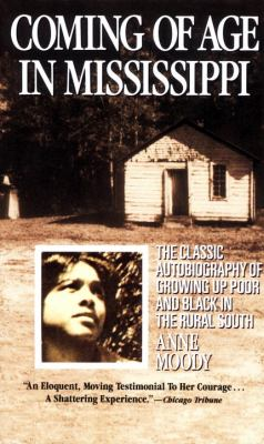 Book cover Coming of Age in Mississippi