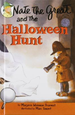 Cover image for Nate the Great and the Halloween hunt