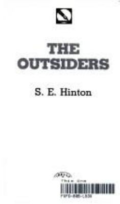 Details about The outsiders