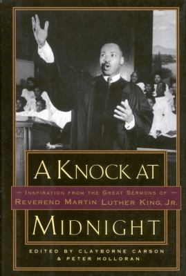 Cover image for A knock at midnight