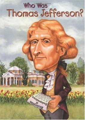Details about Who Was Thomas Jefferson?