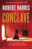 Conclave by Harris, Robert © 2016 (Added: 12/1/16)