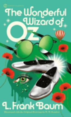 Cover image for The wonderful Wizard of Oz