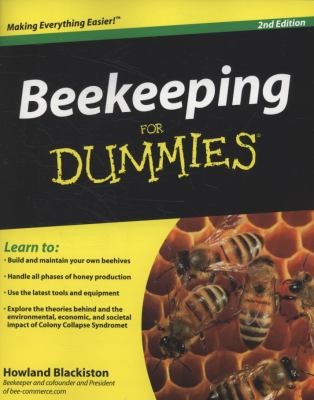 Details about Beekeeping for Dummies