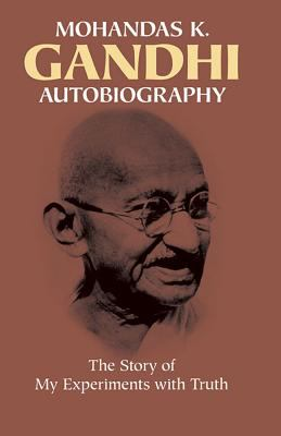 Gandhi's autobiography