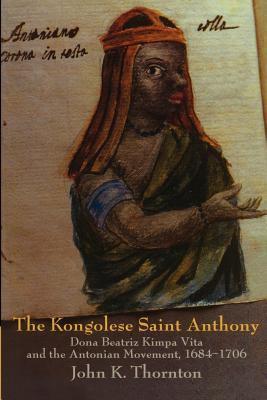 Kongolese Saint Anthony / Thonton