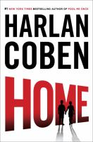 Home by Coben, Harlan © 2016 (Added: 9/23/16)