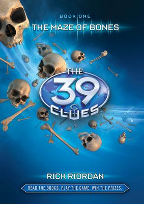 Details about 39 Clues: The Maze of Bones