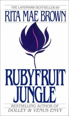 Cover image for Rubyfruit jungle