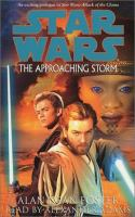 the cover of The Approaching Storm