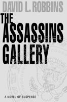 cover of The Assassins Gallery