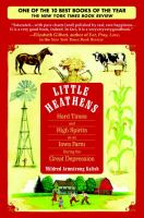cover of Little Heathens: Hard Times and High Spirits on an Iowa Farm during the Great Depression