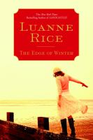 cover of The Edge of Winter