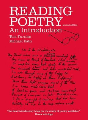 Book Cover for Reading Poetry: An Introduction