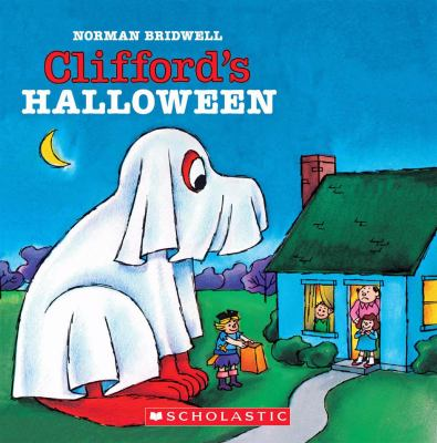 Cover image for Clifford's Halloween