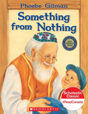 Book Cover: Something from Nothing