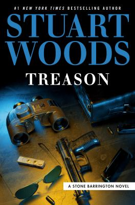 Treason by Stuart Woods